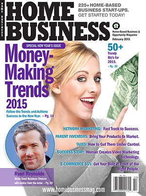 Subscription to Home Business Magazine