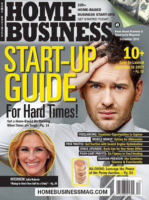 Invoice - Home Business Magazine - WorldComm Systems - Simon Gojcaj